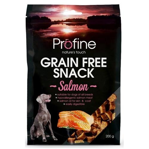 Profine Grain Free Yarı Nemli Tahılsız Somon Etli Leziz Köpek Ödülü 200 Gr