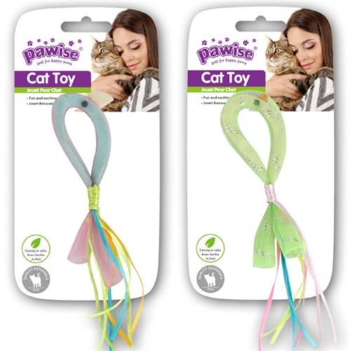 Pawise Kediler İçin Kuş Şekilli Kedi Oyuncağı 25,5 Cm
