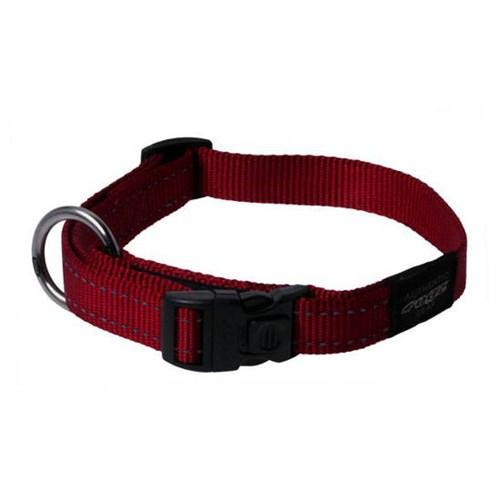 Rogz Köpek Boyun Tasması Kırmızı 16 Mm-M
