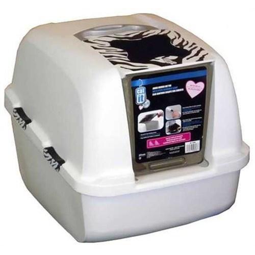 Catit Kapalı Kedi Tuvalet Kabini (57X46x43)