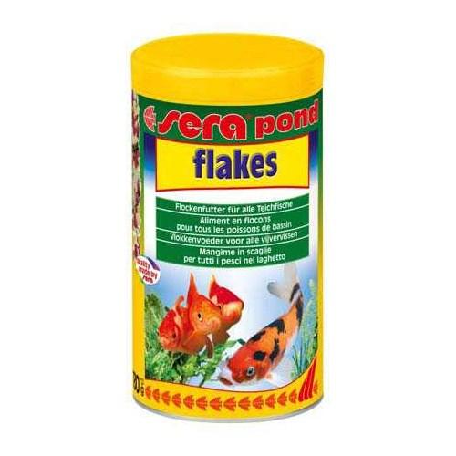 Sera Pond Flakes 1000 Ml