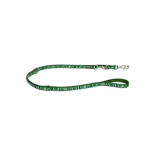 Reddingo Circadelic Desenli Yeşil Çok Amaçlı Uzatma Köpek Tasması 20 Mm