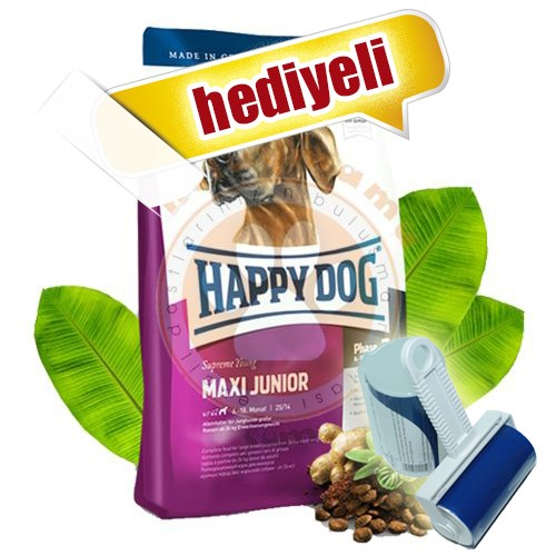 Happy Dog Maxi Junior Büyük Irk Yavru Köpek Maması 15 Kg