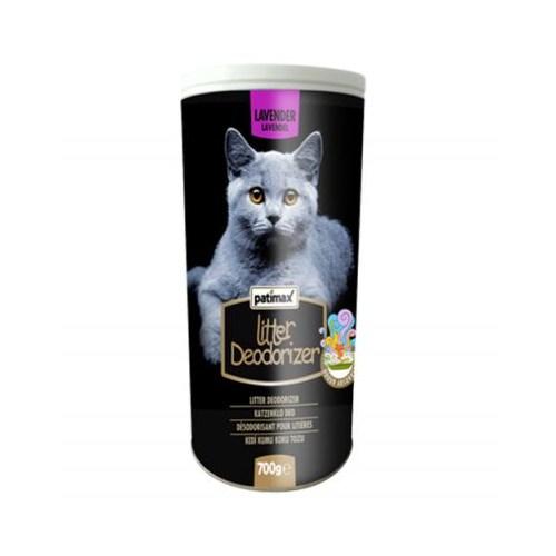Patimax Deodorizer Lavanta Kedi Kumu Koku Tozu 700 Gr