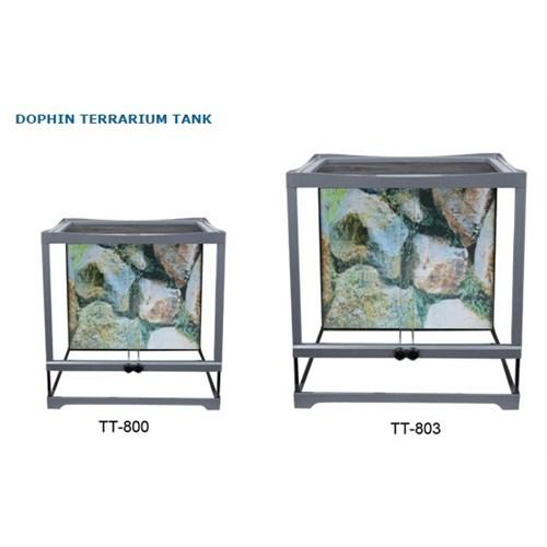 Dophin Teraryum 30X30x30 Cm