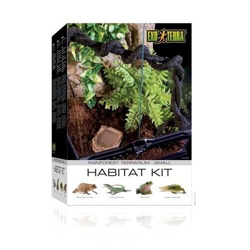Exo Terra Yağmur Ormanı Teraryum Set Kit S