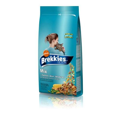 Brekkies Balıklı Yetişkin Kedi Maması 1,5 Kg