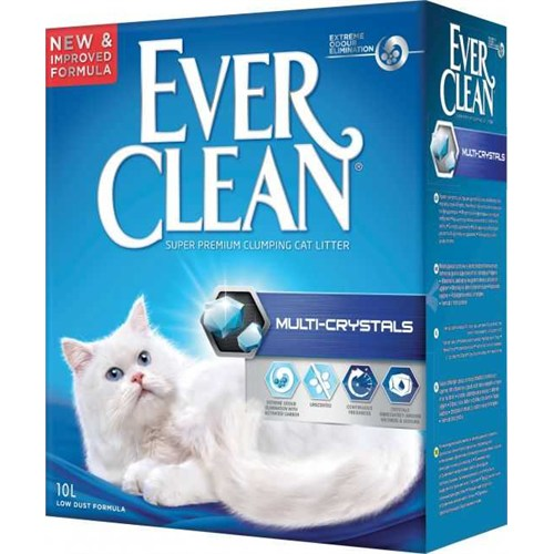 Ever Clean Multi Crystal Doğal Kum 6 Lt