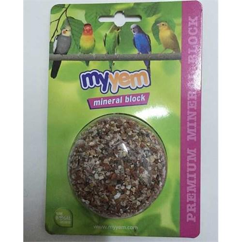 My Yem Mineral Kuş Gagataşı Blok