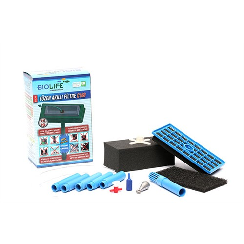 Biolife Biolife C160 Yüzen Akıllı Filtre