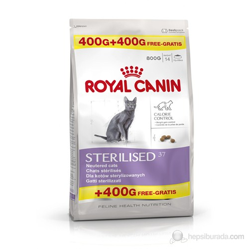royal canin fhn sterilised 37 k s rla t r lm yeti kin. Black Bedroom Furniture Sets. Home Design Ideas