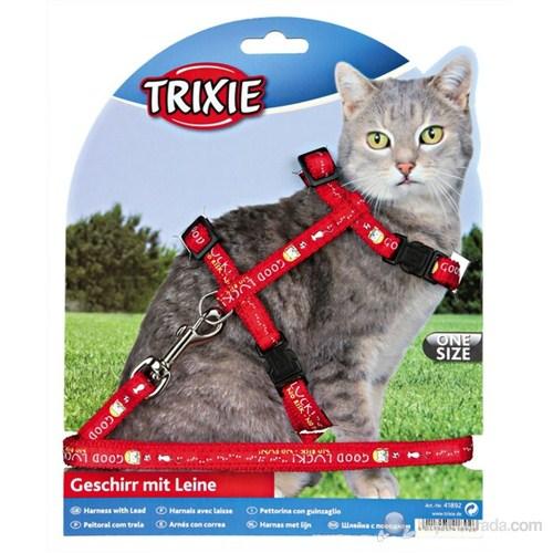 Trixie Kedi Göğüs Tasma Seti 25-44Cm/10Mm *