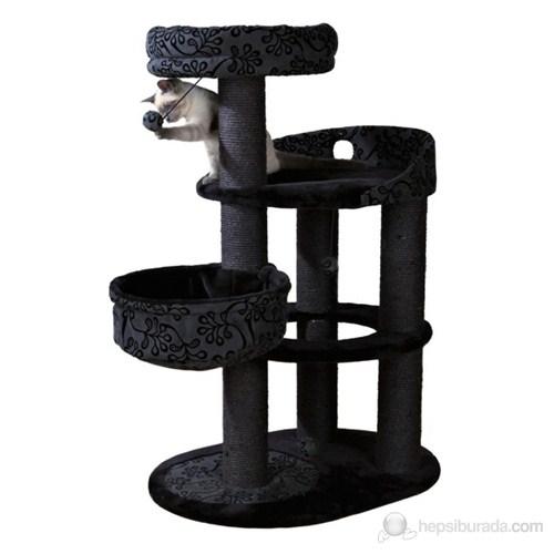 Trixie Kedi Oyun & Tırmalama Evi Gri&Siyah 114 cm