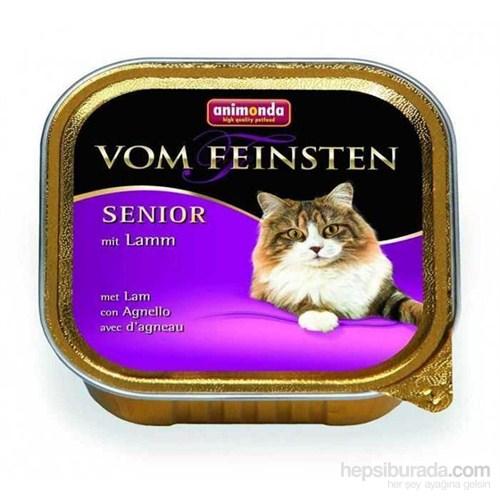 Animonda Vom Feinsten Kuzulu Yaşlı Kedi Konservesi 100 Gr * 6'lı