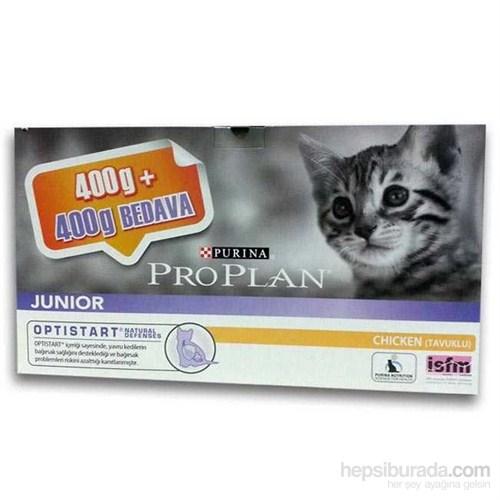 Pro Plan Yavru Kedi Maması 400 + 400 Gr