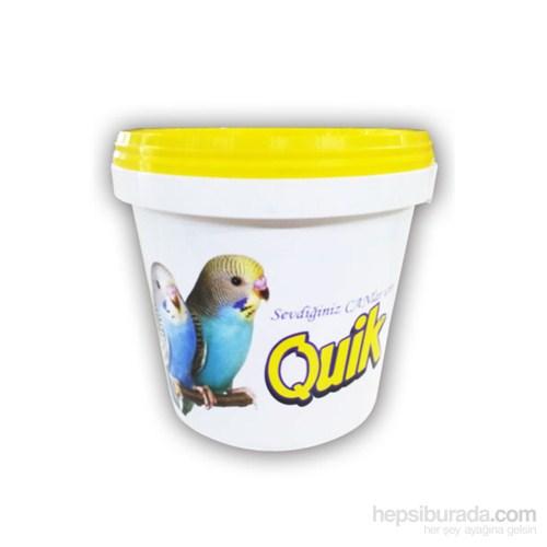 Q200 Lux Meyveli Muhabbet Kuşu Yemi 8 Kg Kova
