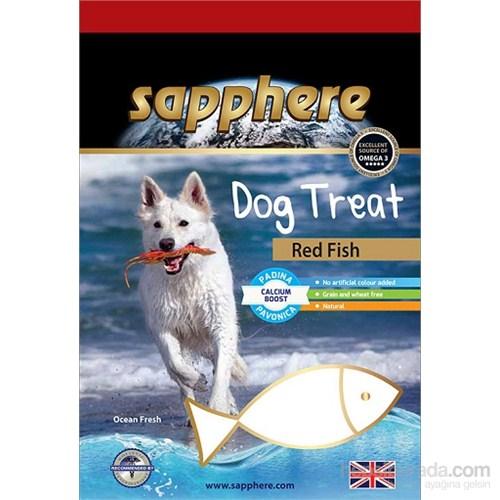 Sapphere Red Fish Doğal Kurutulmuş Kırlangıç Balıklı Köpek Ödülü 75Gr