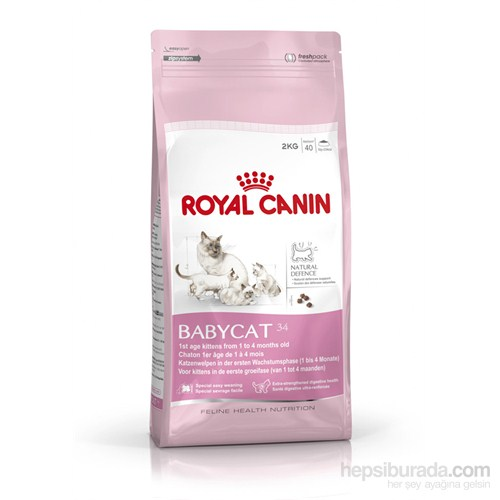 Royal Canin Fhn Babycat Yavru Kedi Maması 400 Gr