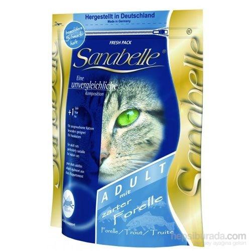 Sanabelle Adult Trout Alabalıklı Yetişkin Kedi Maması 10 Kg.
