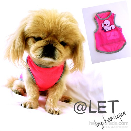 @Let By Kemique - Ducklıng Atlet - Pembe