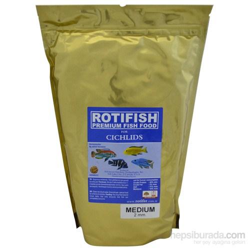 Rotifish Cichlid Red Medium (2 Mm) 800Gr. (Etçil Ciklit Balıklarınız İçin)