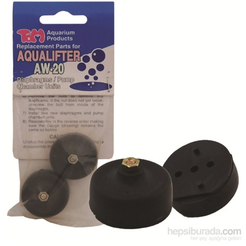 Tom 1145 Repair Kit For Aqua Lifter