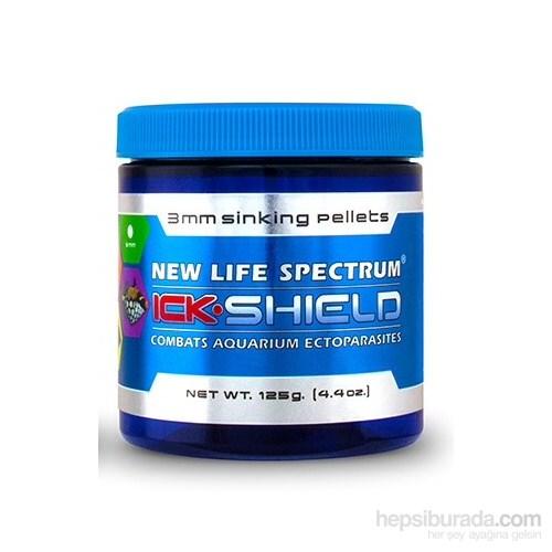 New Life Spectrum Ick Shield 3 Mm. 125 Gr. Balık Yemi