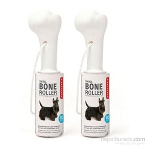 Dog Bone Lint Roller Kemik Tüy Toplayıcı 2'Li