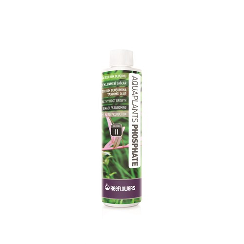 Reeflowers Aquaplants Phosphate - Iı 250 Ml