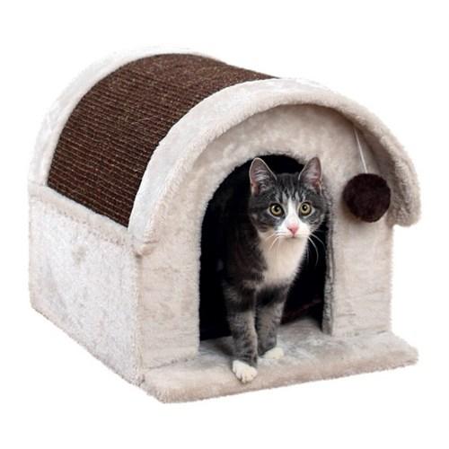 Trixie kedi evi ve tırmalaması 40x40x45cm