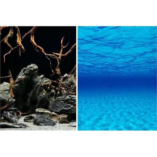 Amer.Manz. 30Cm Seascape/Natural