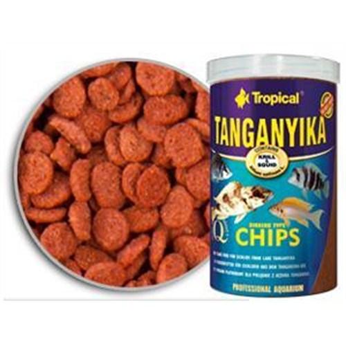 Tropikal 60834 Tanganyika Chips 250 Ml