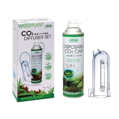Ista CO2 Supply Set 550 Cc