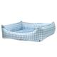 Bronza Soft Kedi-Köpek Yatağı No: 1 40x50x15 Mavi