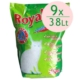 Royal Cat Natural Tozsuz Silika Kedi Kumu 3,8 Lt (9 Adet)