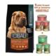 Cibau Kuzu Etli Ve Pirinçli Medium&Maxı Yetişkin Köpek Maması 12 Kg