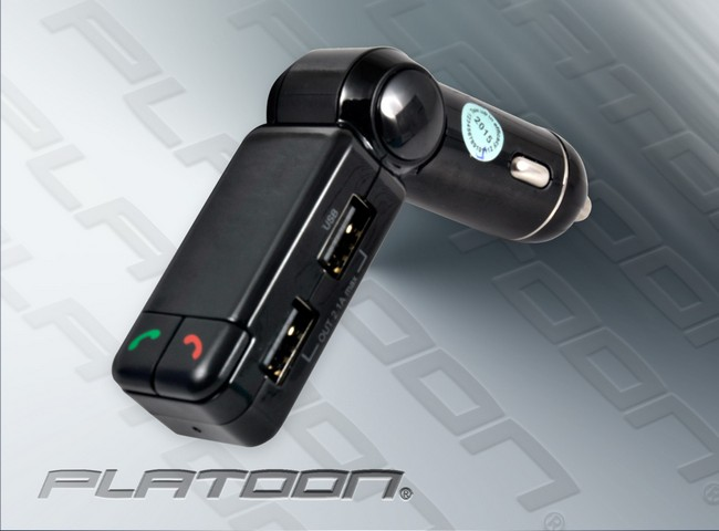 PL-9240 1.8 TFT BLUETOOTH FM TRANSMITTER SD/USB