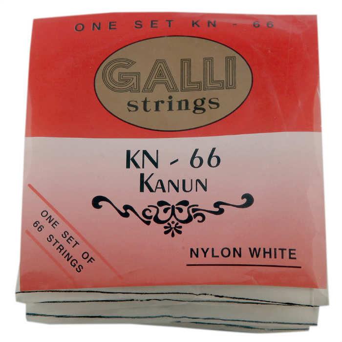 Galli KN-66 Kanun Teli Profesyonel İtalyan+KARGO