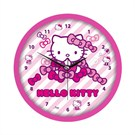 Hello Kitty Lisanslı Çocuk Odası Duvar Saati