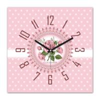 Clockmaker By Cadran 30x30 Mdf Duvar Saati CMM262