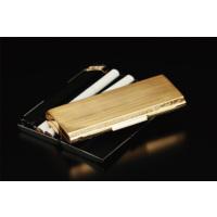 Sarome Sarı Normal ve Slim Sigara Tabakası srm118