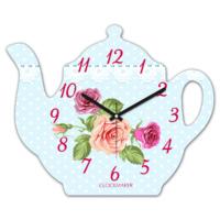 Clockmaker 30x25 MDF Demlik Duvar Saati CMM215