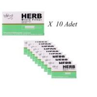 Herb Micro Filter KullanAt Sigara Ağızlığı 10lu Paket