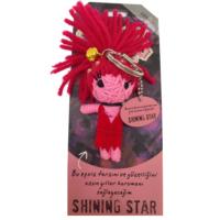 Voodoo Shining Star Anahtarlık 088