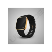 Upwatch Upgrade Matte Gold & Siyah Unisex Kol Saati