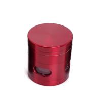 Dreamliner Mini Boy Kırmızı 40 Mm. Çelik Grinder Tütün Parçalayıcı Pt96Kr
