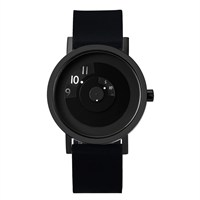 Projects Watches Reveal Black Silicone Unisex Kol Saati