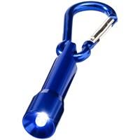 Pf Concept 10418201 Karabinerli Ledli Anahtarlık Mavi