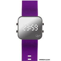 Upwatch Grey&Purple Kol Saati
