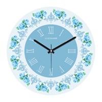 Clockmaker By Cadran 30X30 Mdf Duvar Saati Cmm186
